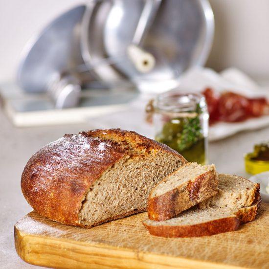 Kefir Rye bread